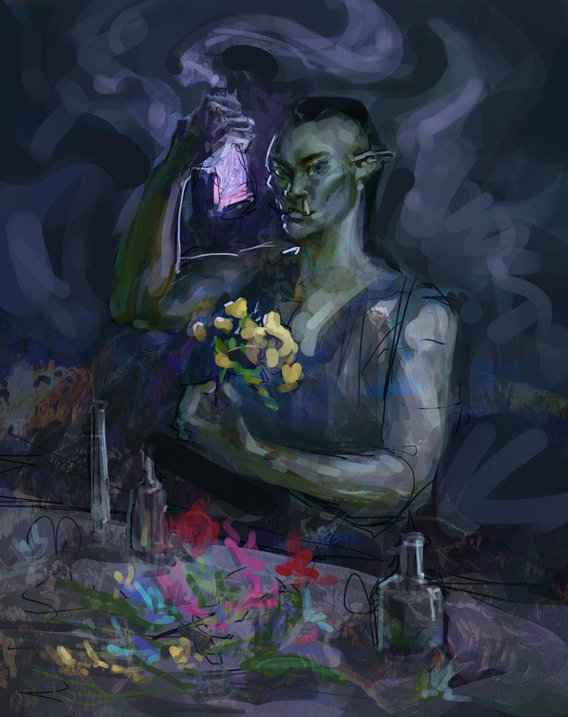 Alchemy by lou2209