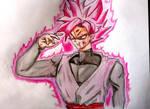Super Saiyajin Rose Goku Black