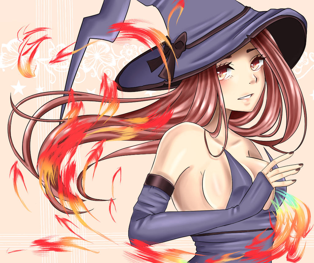 Witch by VitamineChan