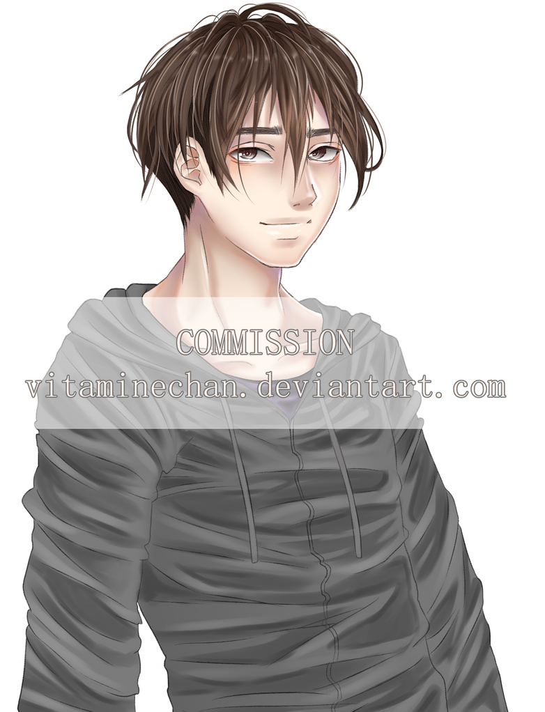 Commission] Boy by VitamineChan