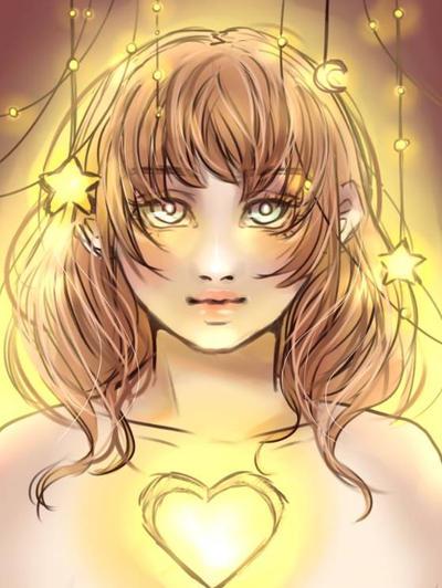 Star by VitamineChan