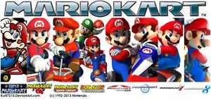 Mario Kart into History