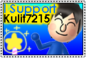I Support Kulit7215 Stamp by Kulit7215