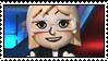 Reporter Mii-chelle/Lisa Stamp by Kulit7215
