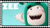 Oddbods - Zee Stamp by StarRion20
