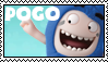 Oddbods - Pogo Stamp by StarRion20