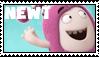 Oddbods - Newt Stamp by StarRion20