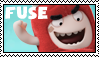 Oddbods - Fuse Stamp by StarRion20