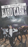 #GOT7 HARD CARRY
