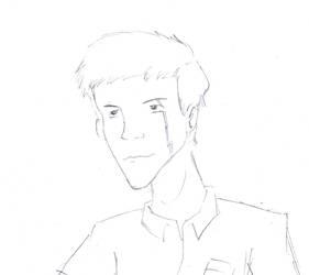 Luke's portrait by choco-junk