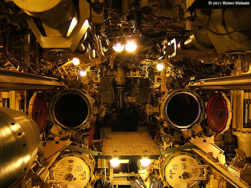 Submarine Interior By Spaceneedle2019 ...
