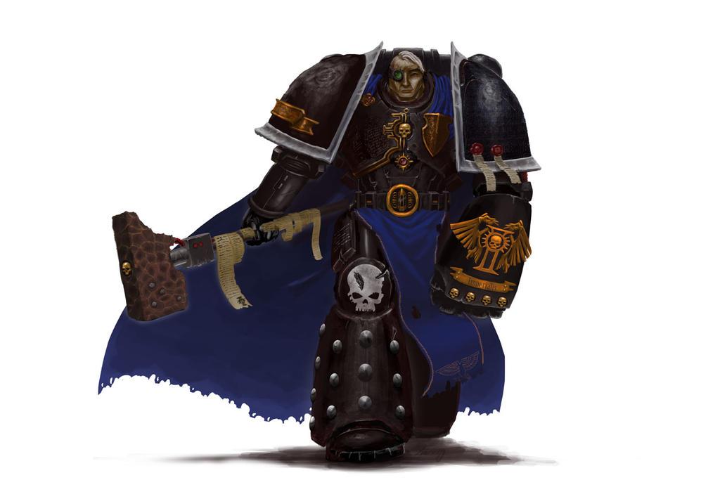 Inquisitor by Baka-design