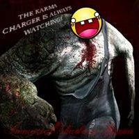 Karma Charger by ImmortalShadowAirron