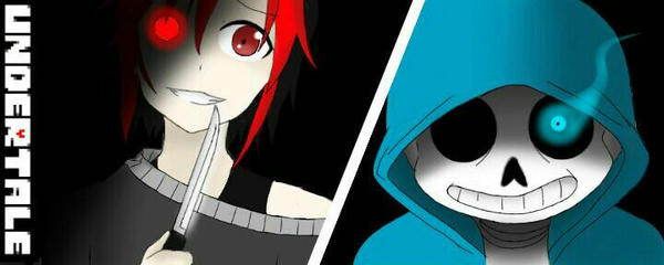 [OC x Undertale] Let's go, dirty brother killer! by KanekiAru