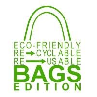 Eco-Friendly Bag Edition Logo by johnnydwicked
