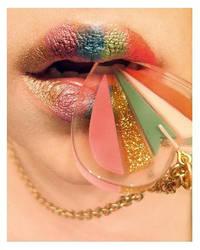 Taste the Rainbow by wednesdayxw