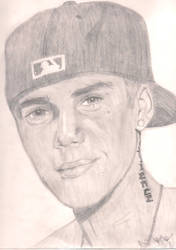 Justin Bieber by tbabous