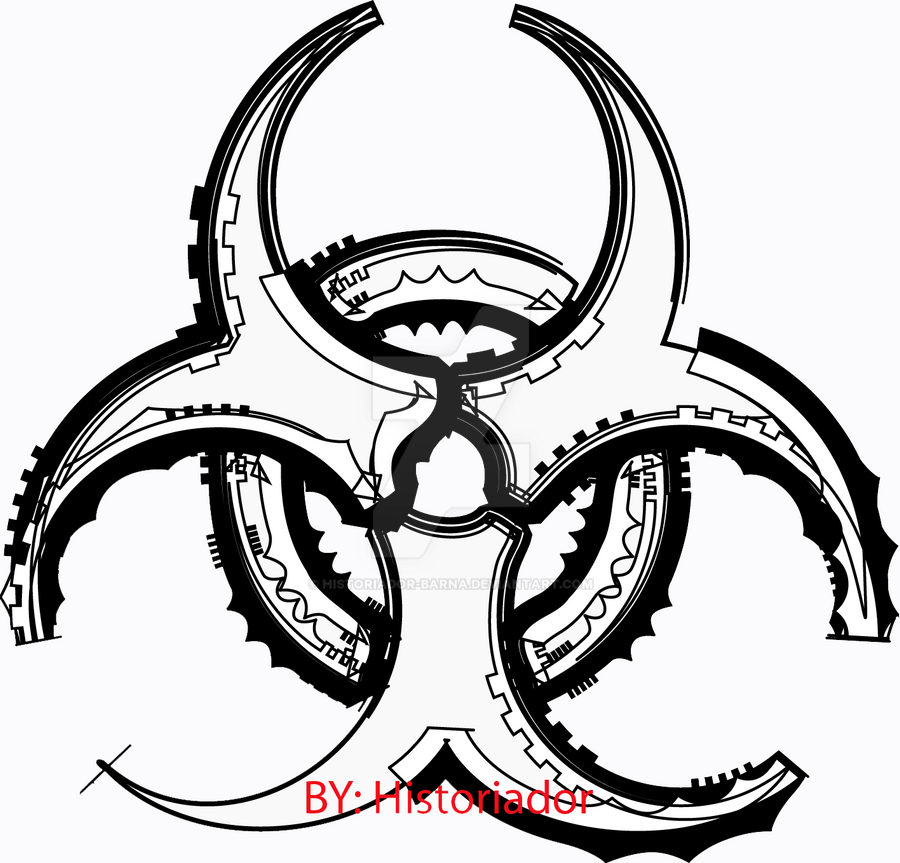 Mechanical Biological Symbol By Historiador Barna On Deviantart