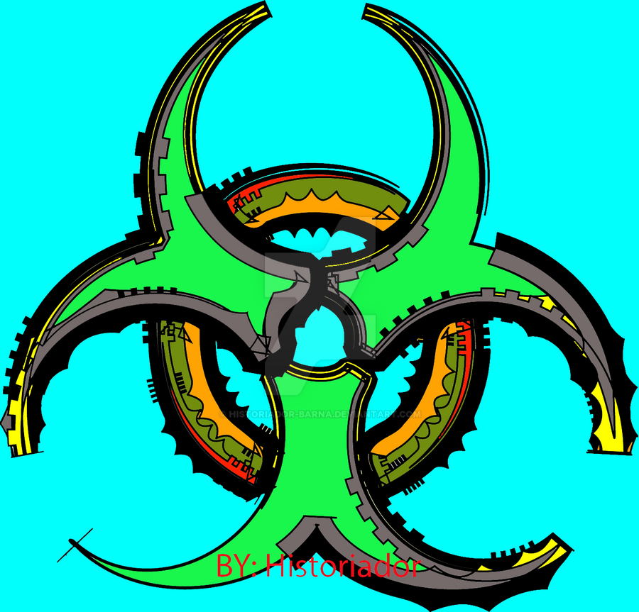 Mechanical Biological Symbol 2 By Historiador Barna On Deviantart