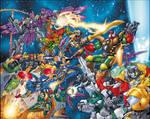 Transformers Universe cover