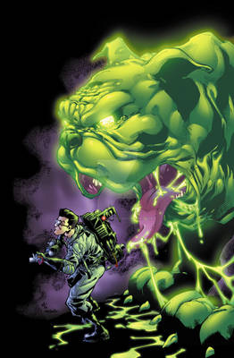 Ghostbusters: Bulldog Cover
