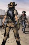 Wild West Witchblade