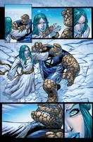 Ultimate Fantastic Four 52 p17 by BlondTheColorist