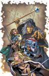Dragonlance cover