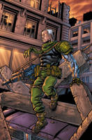 Cable by BlondTheColorist