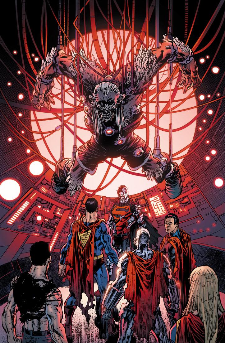 Action Comics 900 p48 by BlondTheColorist