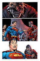 Action Comics 900 p49 by BlondTheColorist