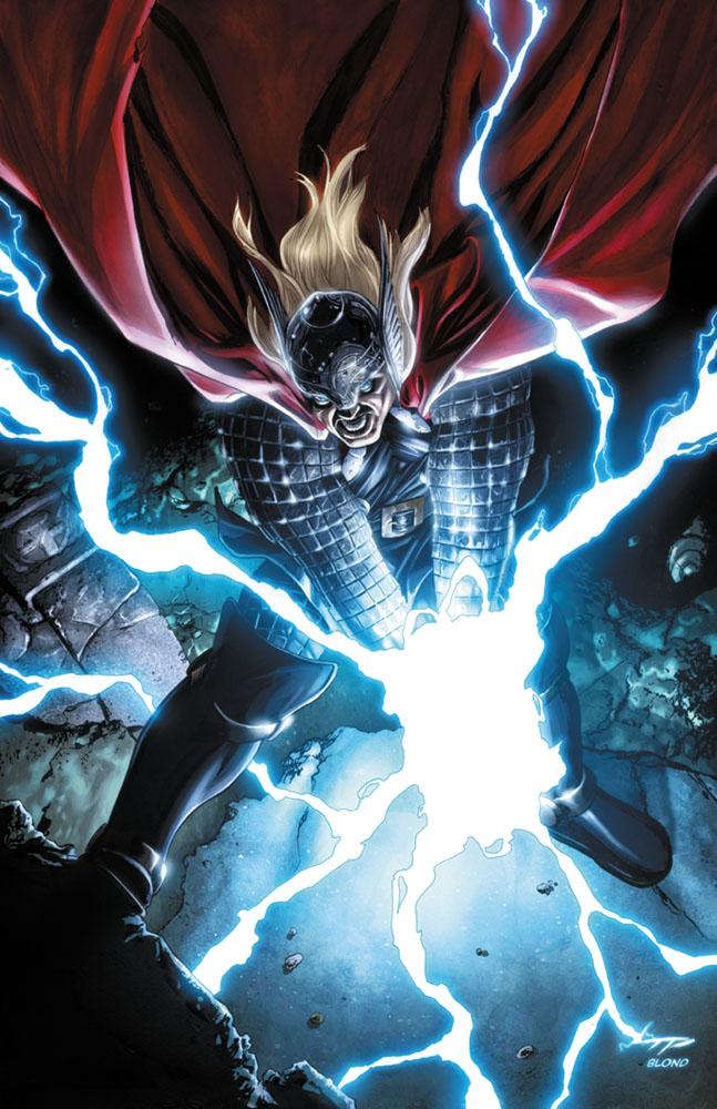 artwork gods lightning marvel - photo #9