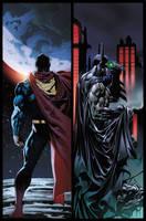 Superman Batman 86 p17 by BlondTheColorist