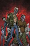 Fanboys Vs Zombies 4 cover
