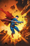 Superman 13 cover