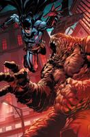 Detective Comics 29 p22 by BlondTheColorist
