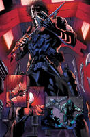 Lobo Annual p27 by BlondTheColorist