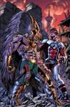 Death of Hawkman 1, p2