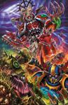 A Very Warhammer Halloween