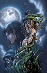 Witchblade: Shades of Gray cvr