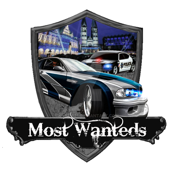 Most Wanted Wappen by KArt1979