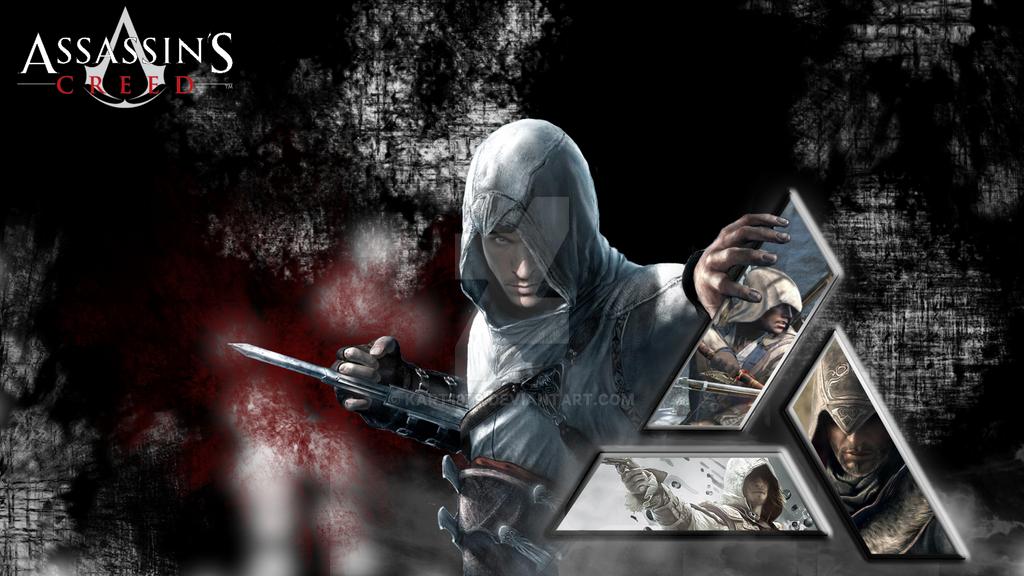 Assassin's Creed - Abstergo (PC-Desktop) by KArt1979