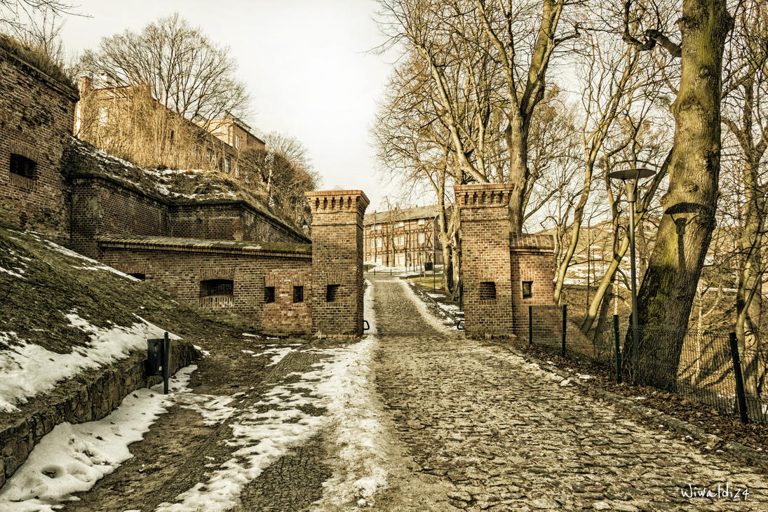 Wall, Bricks, Stones by wiwaldi24