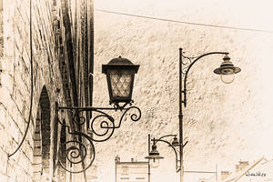 Street lights by wiwaldi24