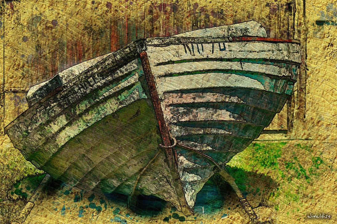 The boat by wiwaldi24