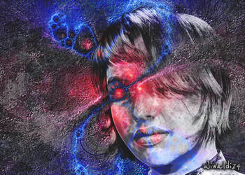 The Woman in Universe by wiwaldi24