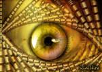 Mechanical eye by wiwaldi24