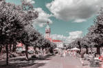 Sopot in the summer