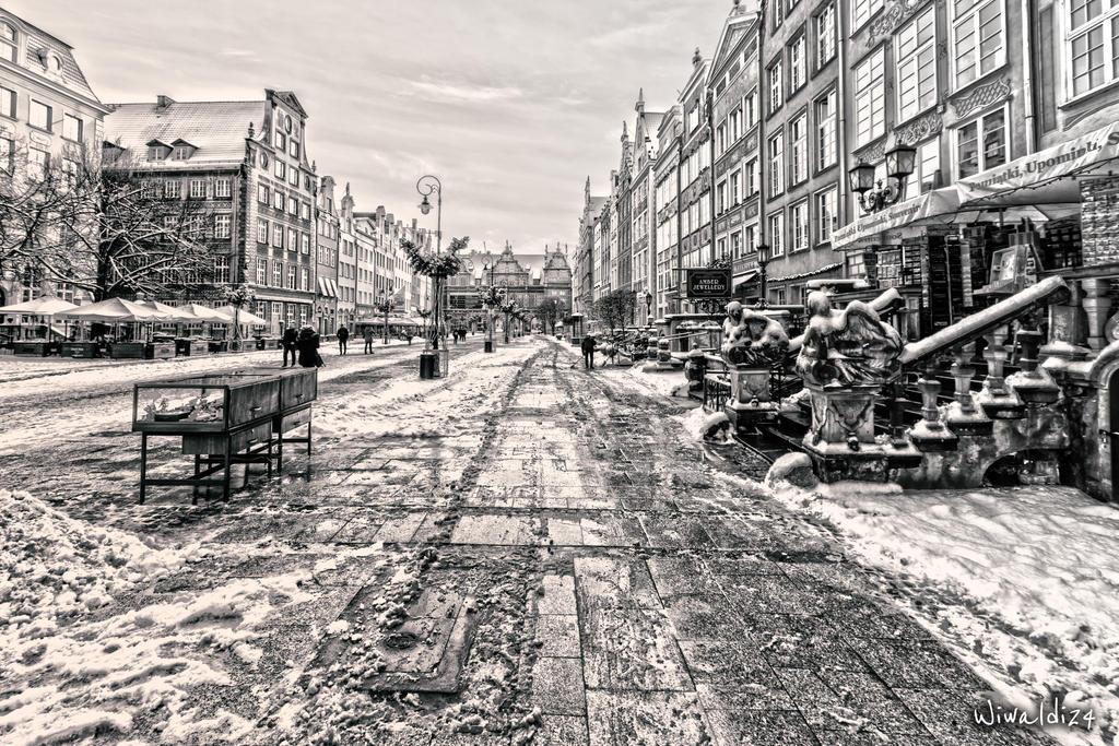 The Long Lane in Gdansk 3 by wiwaldi24