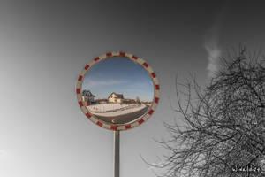 Wiwaldi24 in the mirror by wiwaldi24